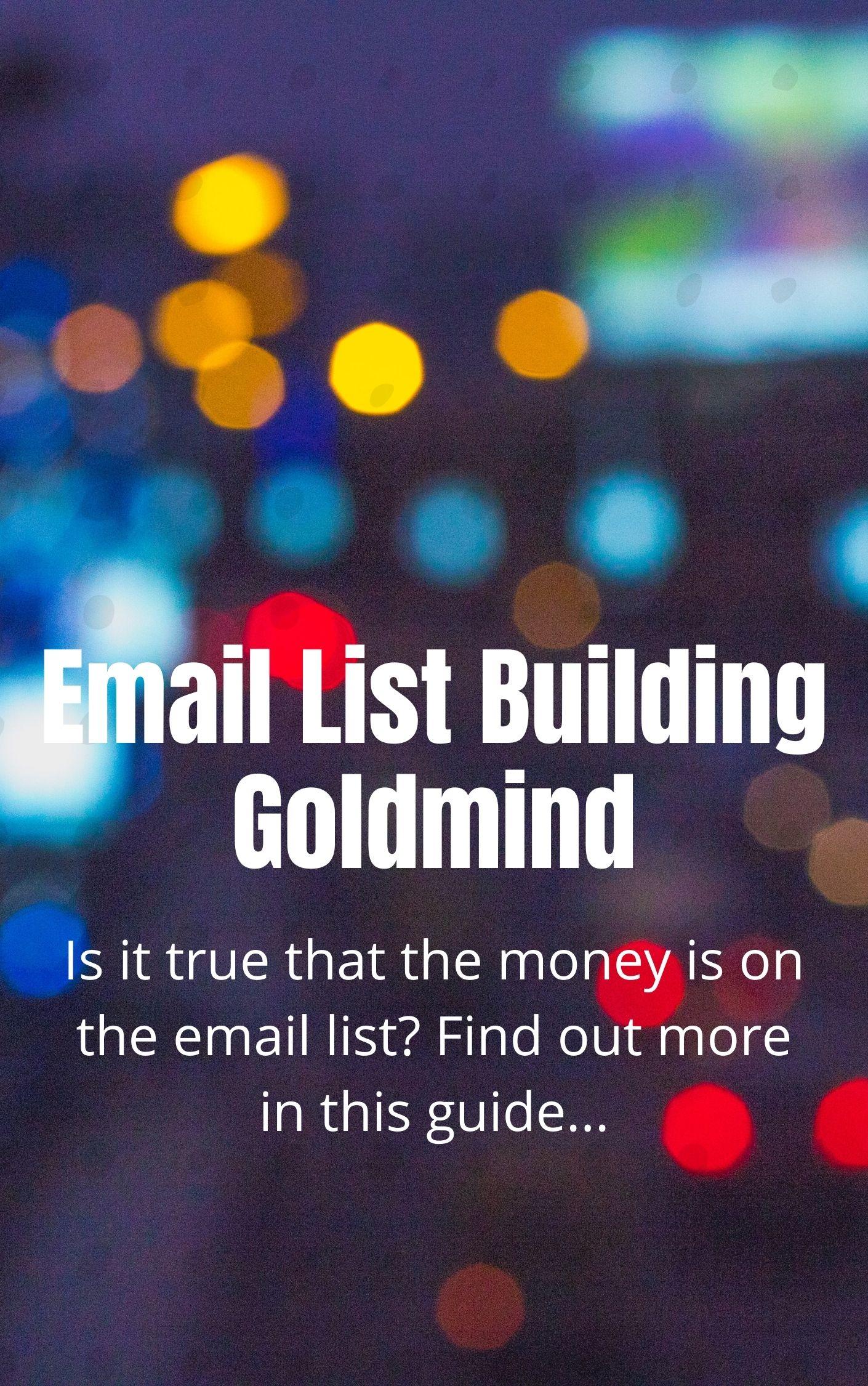 Emailmarketinggoldmind