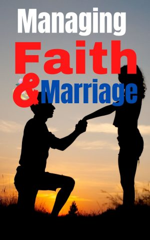 managing faith and marriage